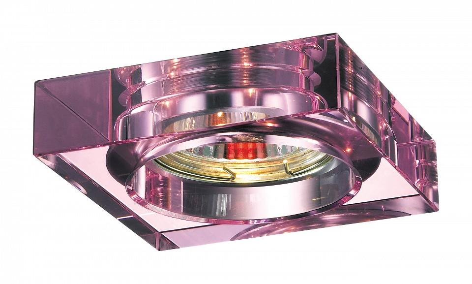 Встраиваемый светильник Novotech 369484 Glass