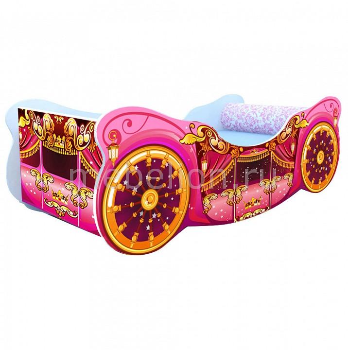 Кровать-машина Люкс K002