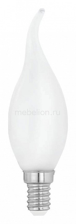 Лампа светодиодная Eglo Милки E14 4Вт 2700K 11603