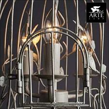Подвесной светильник Arte Lamp A1878SP-3WG Gabbia