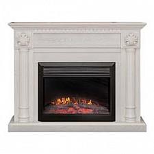Электрокамин напольный Real Flame (137х40х109.5 см) Carisa 00010011165
