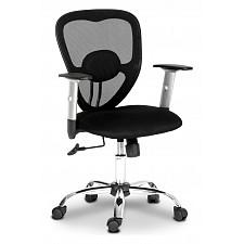 Кресло компьютерное Chairman 451 черный/хром