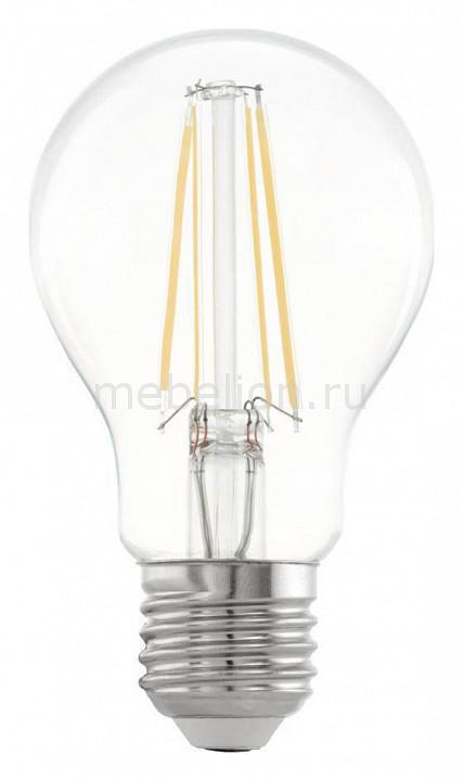 Лампа светодиодная Eglo A60 E27 6Вт 2700K 11501