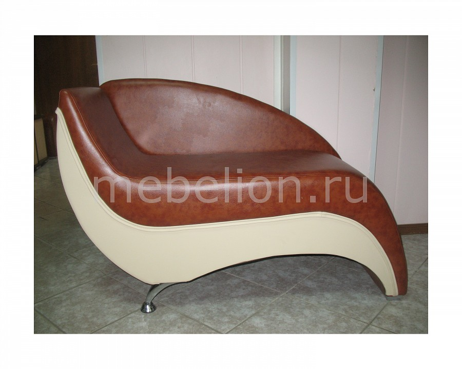 Диван Каскад 6-5153.01 коричневый/бежевый mebelion.ru 3510.000