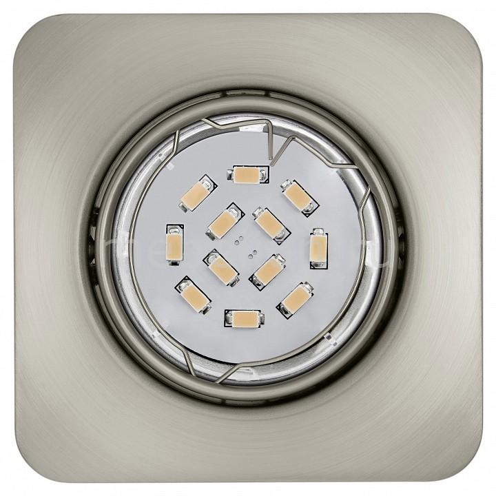 Комплект из 3 встраиваемых светильников Eglo Peneto 94268 комплект из 3 встраиваемых светильников peneto 94268