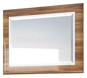 Зеркало настенное Лотос МН-116-08 груша глянец mebelion.ru 3887.000