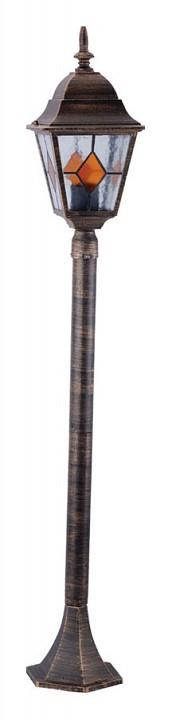 все цены на Наземный высокий светильник Arte Lamp Berlin A1016PA-1BN онлайн