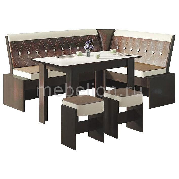 Уголок кухонный Мебель Трия Кантри Т1