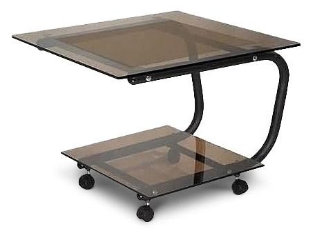 Стол журнальный Дуэт 9 черный
