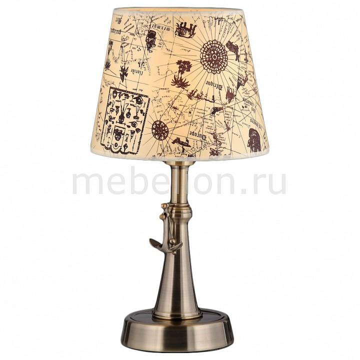 Настольная лампа декоративная Maytoni Cruise ARM625-11-R maytoni arm625 02 r
