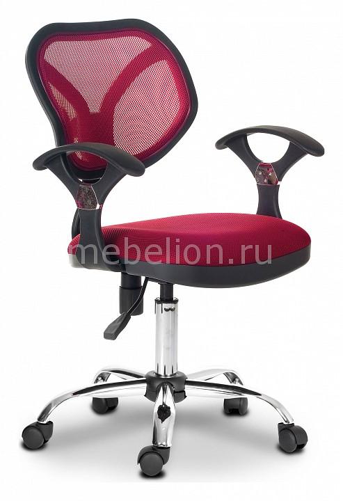 Кресло компьютерное Chairman Chairman 380 бордовый/хром, черный
