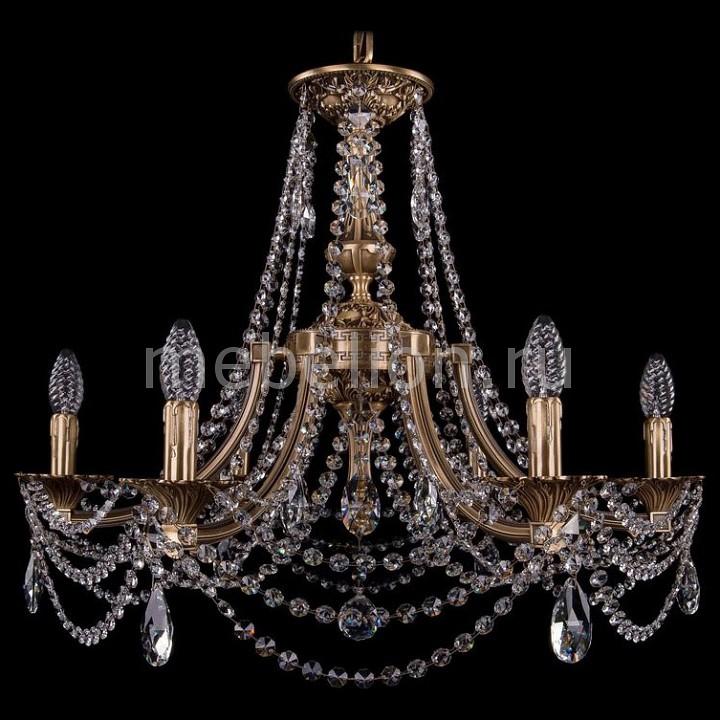 Подвесная люстра Bohemia Ivele Crystal 1771/6/220/C/FP 1771