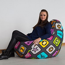 Кресло-мешок Play II