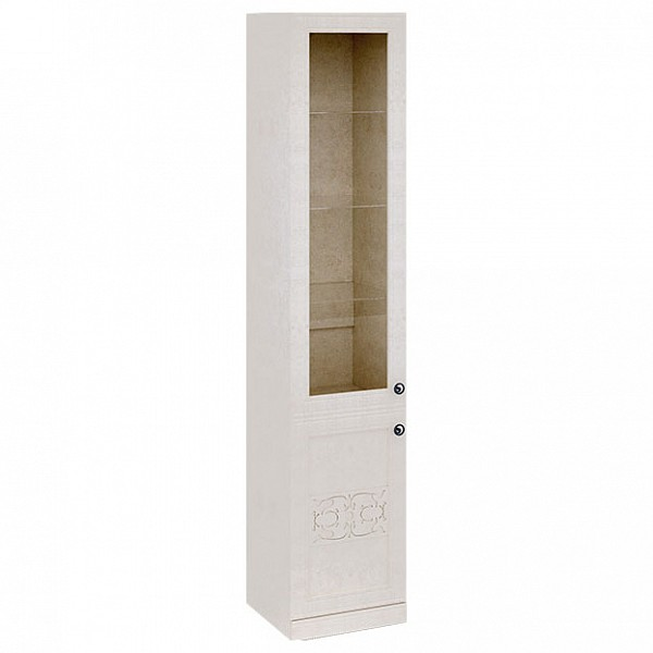 Шкаф-витрина Мебель Трия