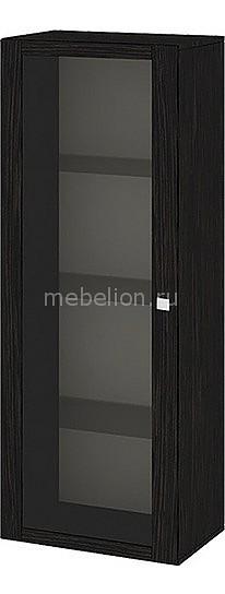 Навесная тумба-витрина Мебель Трия Фиджи ШН(11)_32_18 венге цаво мебельтрия полка навесная фиджи св 15 венге цаво
