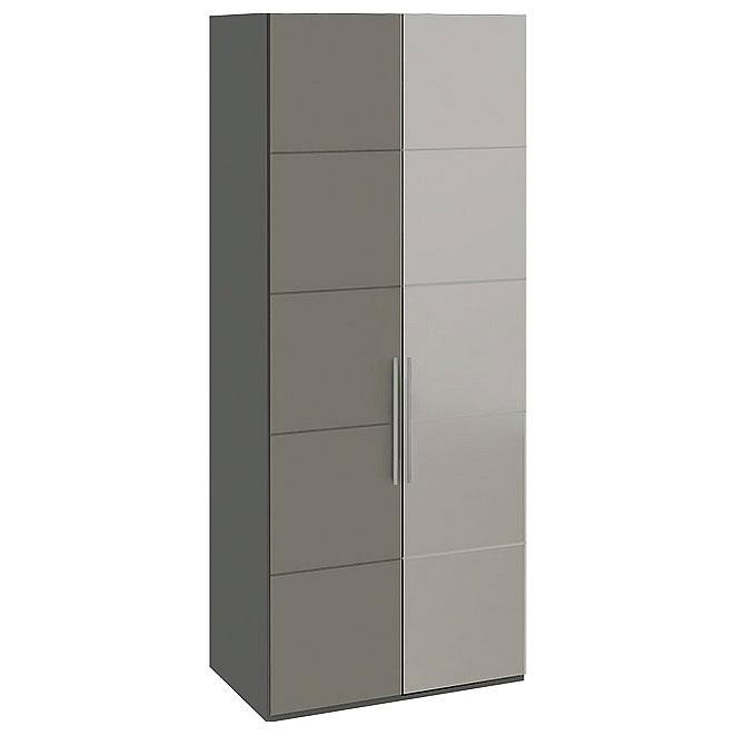 Шкаф платяной ТриЯ Наоми СМ-208.07.04 R шкаф платяной мебель трия наоми тд 208 07 26