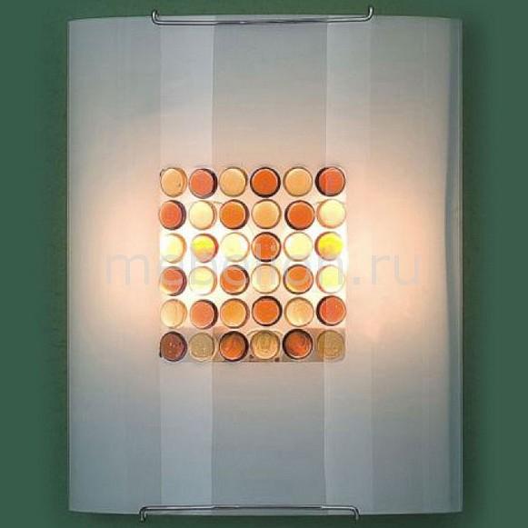 Купить Накладной светильник Желтый Конфетти 6x6 922 CL922312, Citilux, Дания