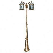Фонарный столб Витраж с ромбом 11341