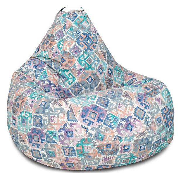 лучшая цена Кресло-мешок Dreambag Ясмин Голубое XL
