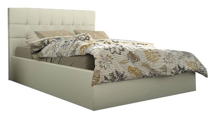 Кровать двуспальная Находка ПМ Luxa cream oregon 10 mebelion.ru 16830.000