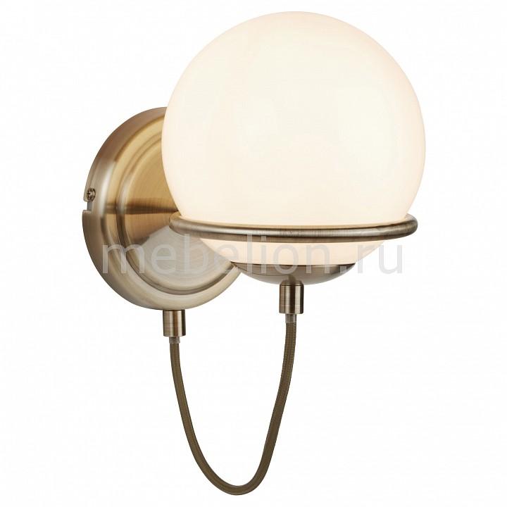 где купить Бра Arte Lamp Bergamo A2990AP-1AB по лучшей цене
