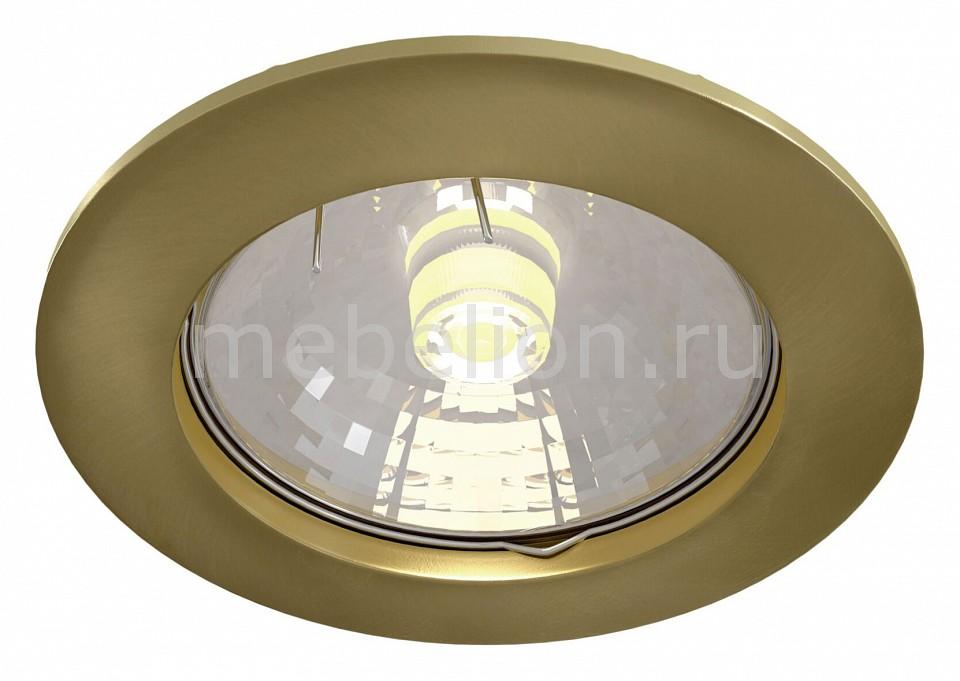 Встраиваемый светильник Maytoni Metal DL009-2-01-BZ