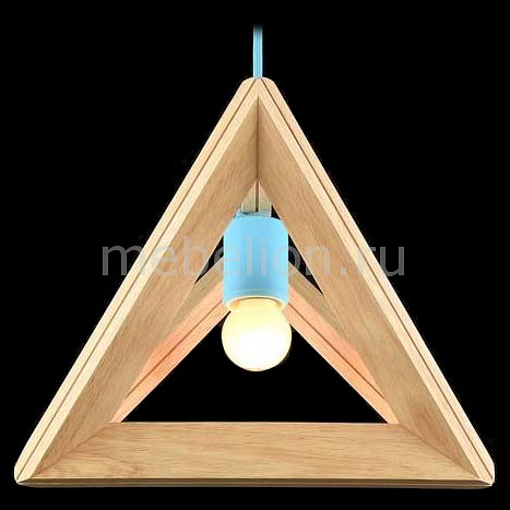 Подвесной светильник Pyramide MOD110-01-BL
