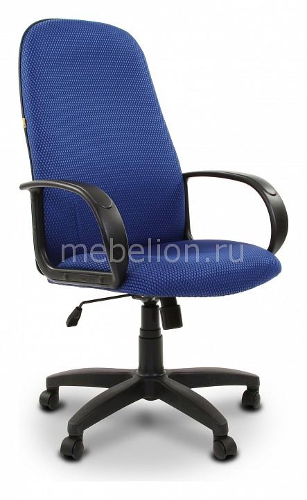 Кресло компьютерное Chairman Chairman 279 Jp голубой/черный