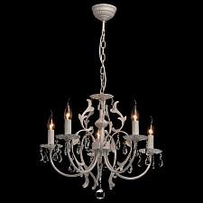 Подвесная люстра MW-Light 301019805 Свеча 30