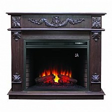 Электрокамин напольный Real Flame (116х33х98.5 см) Philadelphia 00010012036