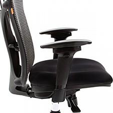 Кресло компьютерное Chairman 769 черный/хром