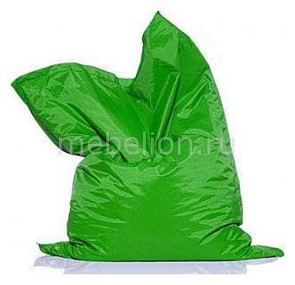 Кресло-мешок Подушка зеленое  мебель тумбочки угловые