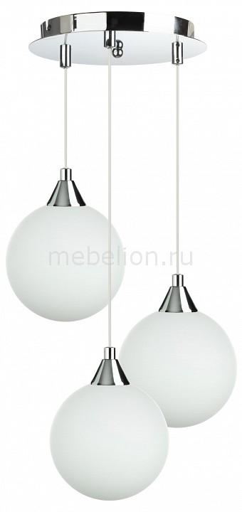 Подвесной светильник 33 идеи PND.101.03.01.CH+S.01.WH(3) подвесной светильник 33 идеи pnd 102 03 01 ch s 01 wh 3