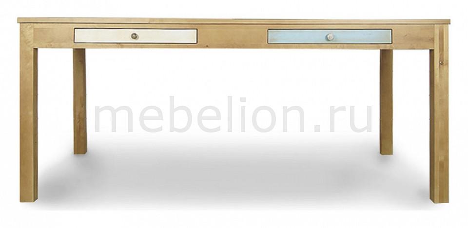 Стол письменный Этажерка Aquarelle Birch кровать etagerca aquarelle birch re 160etg