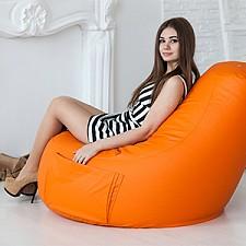 Кресло-мешок Comfort Orange