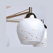 Потолочная люстра De Markt 358018305 Грация 11