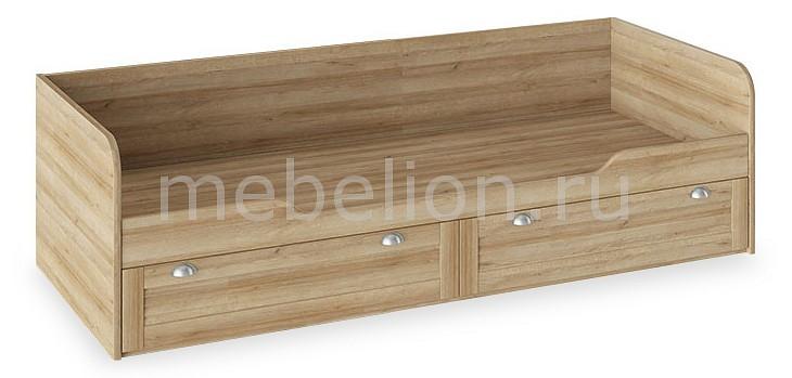 Кровать Мебель Трия Ривьера ТД-241.12.01 настенное зеркало трия ривьера тд 241 06 01 панель с зеркалом