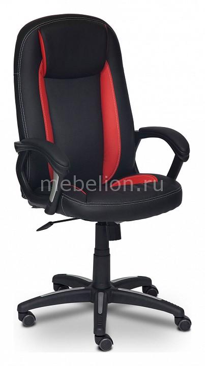 Кресло компьютерное TET_brindisi_black_red