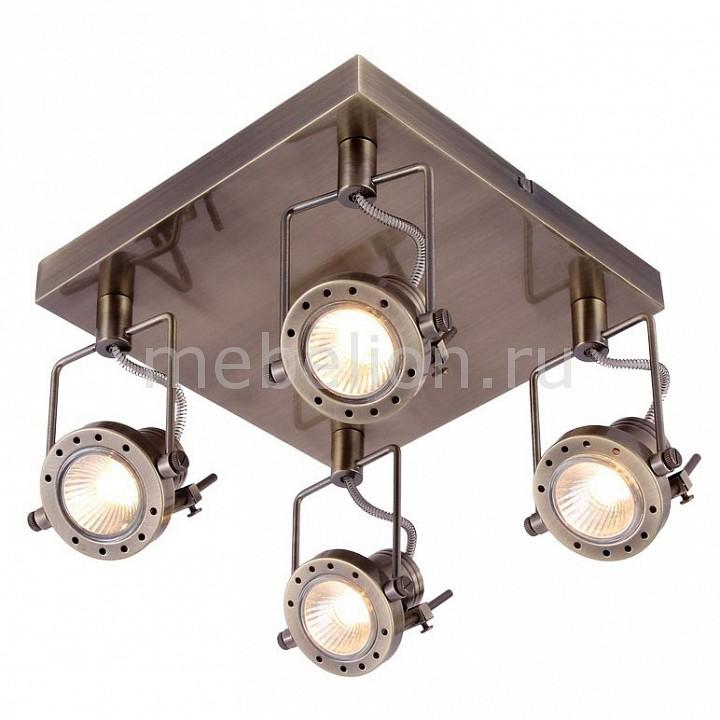 Спот Arte Lamp A4300PL-4AB Costruttore