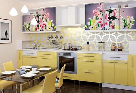 Кухонный гарнитур Орхидея mebelion.ru 36000.000