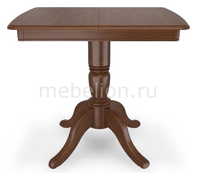 Стол обеденный Столлайн Фламинго 11.06 орех темный стол обеденный столлайн фиоре 01 06 орех темный