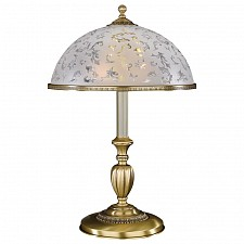 Настольная лампа декоративная P 6202 G