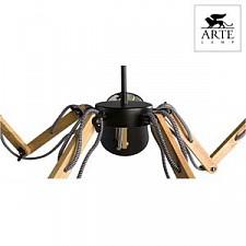 Подвесная люстра Arte Lamp A5700LM-5BK Pinocchio