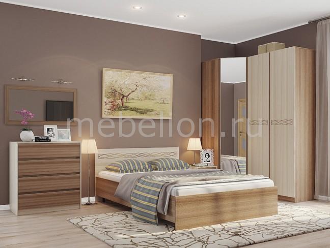 Гарнитур для спальни Фиеста  купить диван кровать 140 см