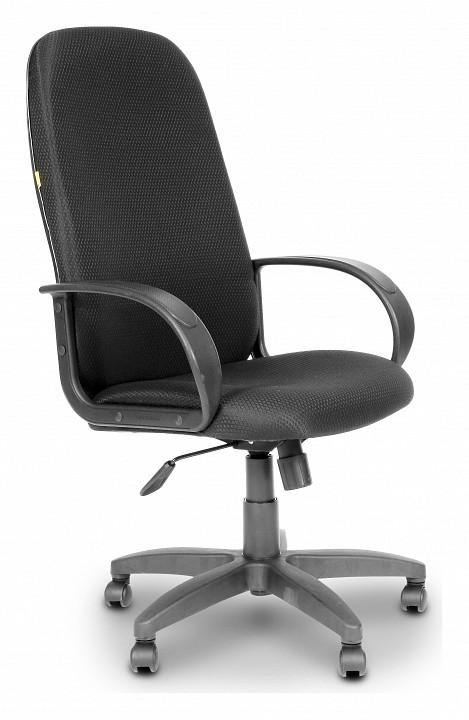 Кресло компьютерное Chairman Chairman 279 Jp черный/черный