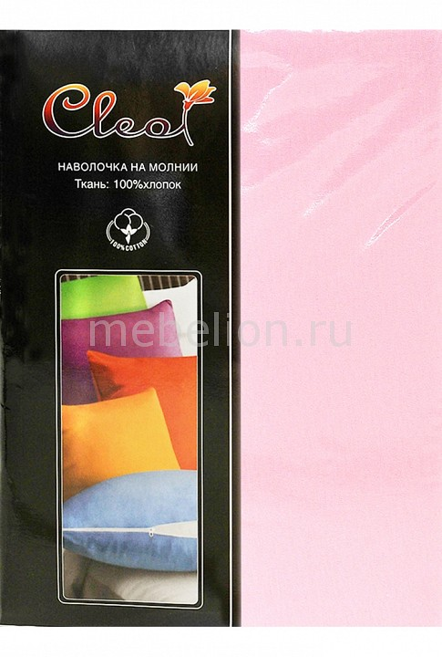 Наволочка Cleo Набор из 2 наволочек (50х70 см) Cleo футболка wearcraft premium slim fit printio insanity безумие