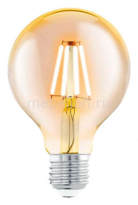 Лампа светодиодная Eglo G80 E27 2Вт 2200K 11556 лампа светодиодная eglo g80 e27 2вт 2200k 11556