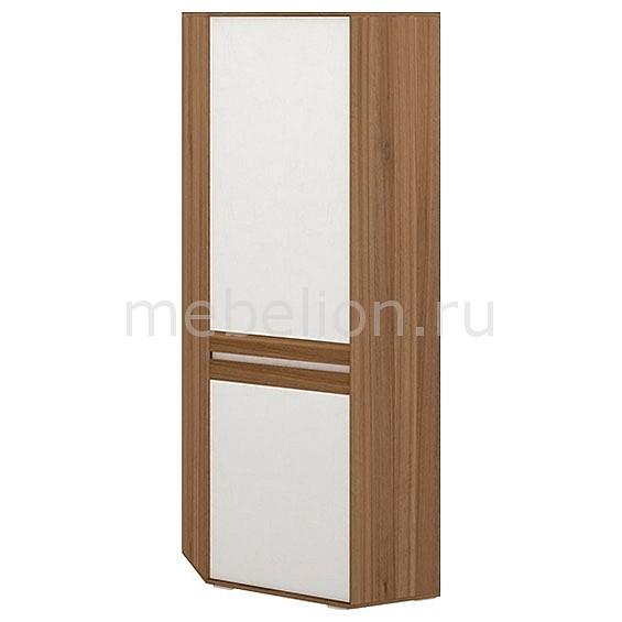 Шкаф платяной угловой Авео ПМ-151.03 орех лион/каос линос mebelion.ru 8490.000