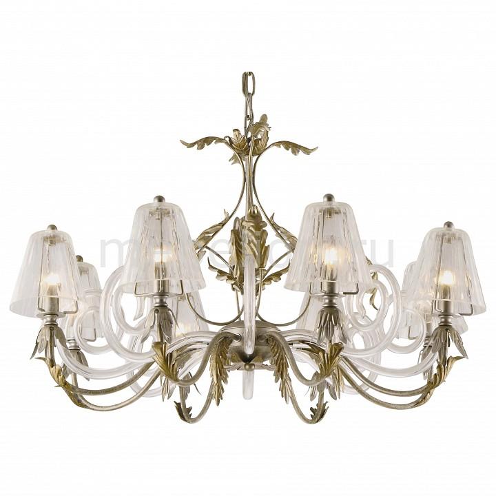 Подвесная люстра Arte Lamp A8934LM-8SA Campanello