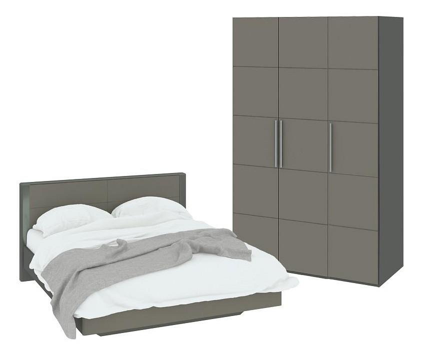 Гарнитур для спальни ТриЯ Наоми ГН-208.000 гарнитур для спальни мебель трия лорена гн 254 003